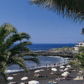 Пляжи с черным песком. Гавайи, пляж Пуналуу. Пляж Вик, Исландия. Черный песок на Тенерифе