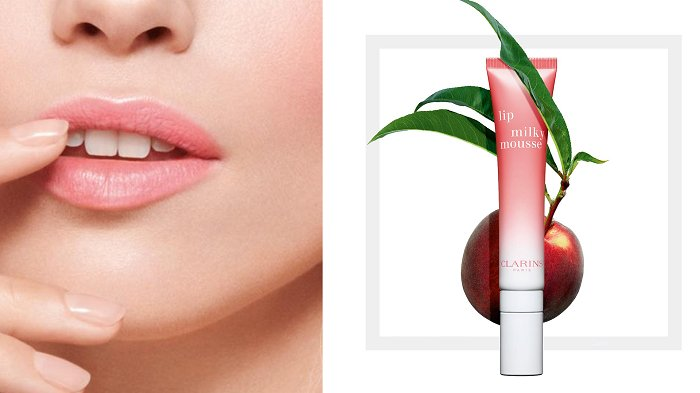 Lip Milky Mousse Clarins