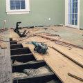 Как обновить старый деревянный пол?