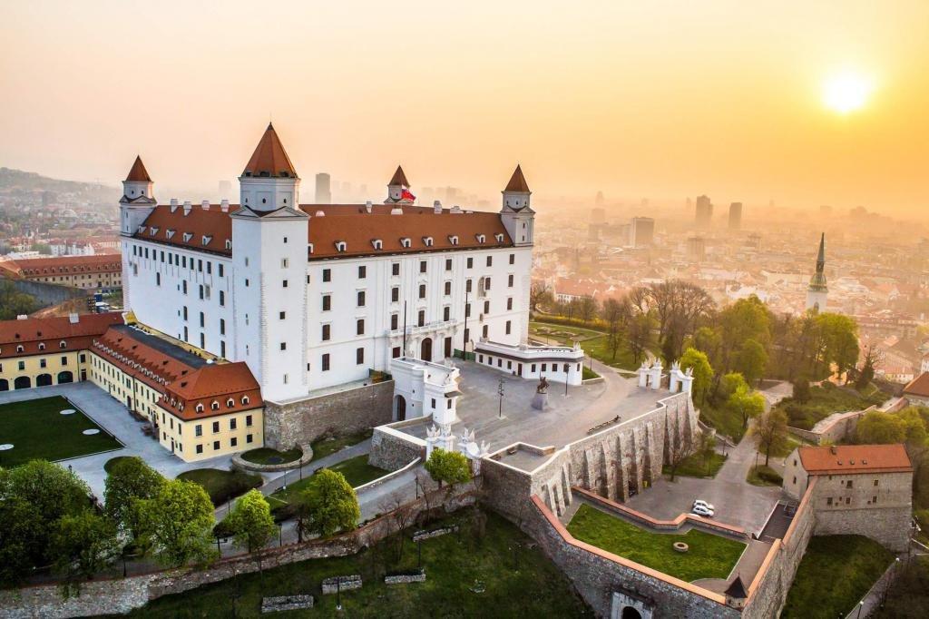 Замок в Братиславе