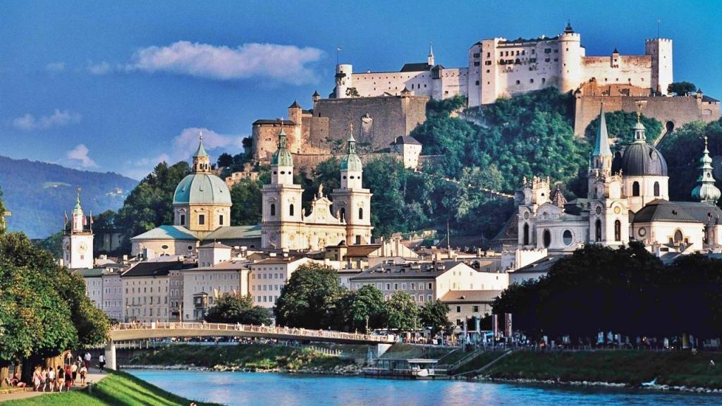 Зальцбург Австрия