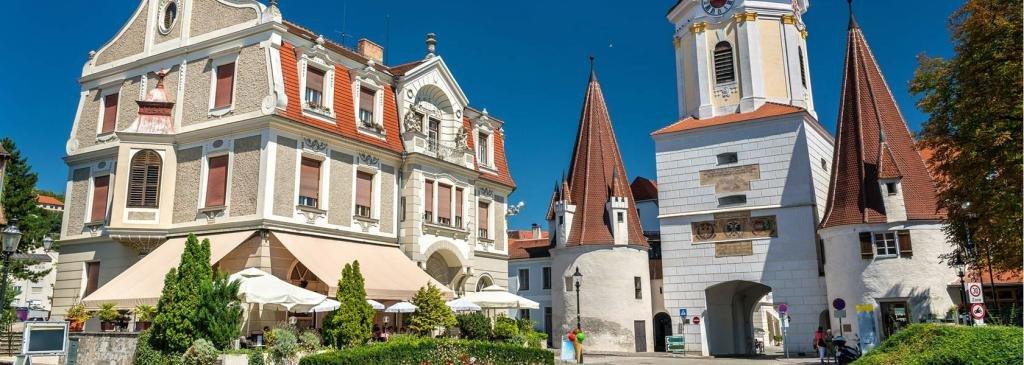 Кремс, Австрия