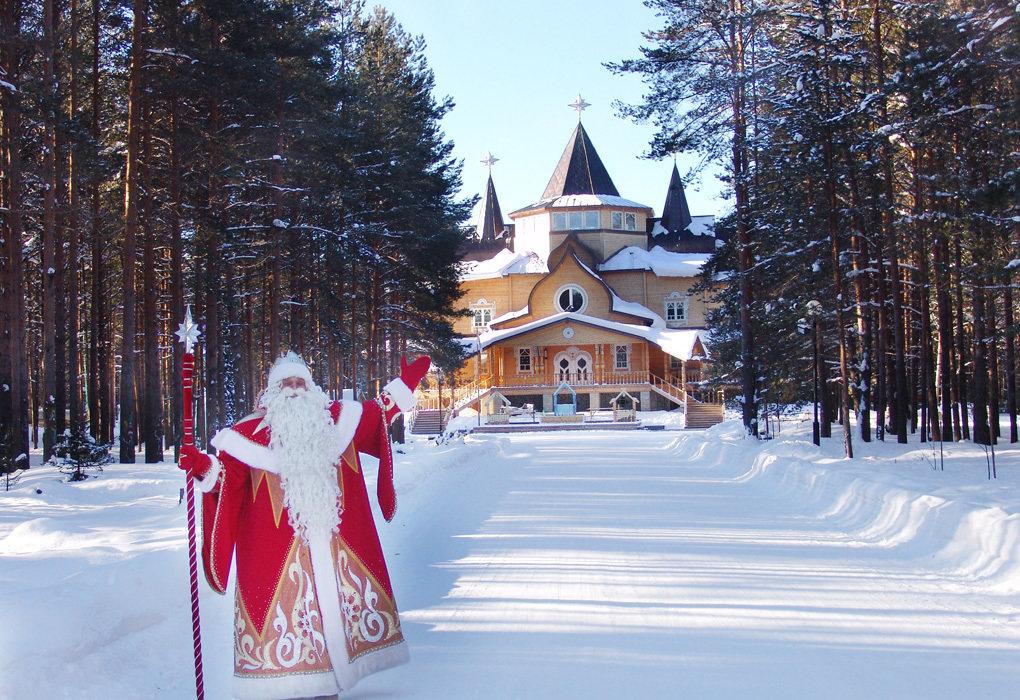 отдых в россии на новогодние каникулы