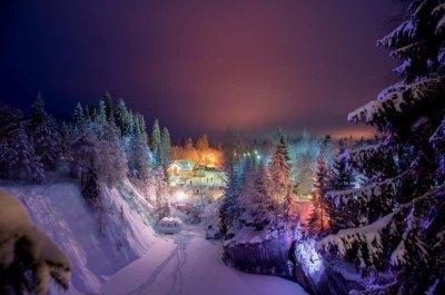 Куда поехать на новогодние каникулы: советы туристам
