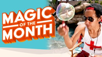 Zach King Reacts To Your Tricks | MAGIC OF THE MONTH - August 2020 видео