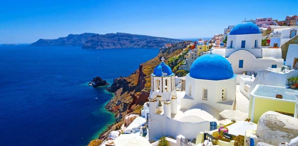 Отдых в октябре в Греции на Санторини