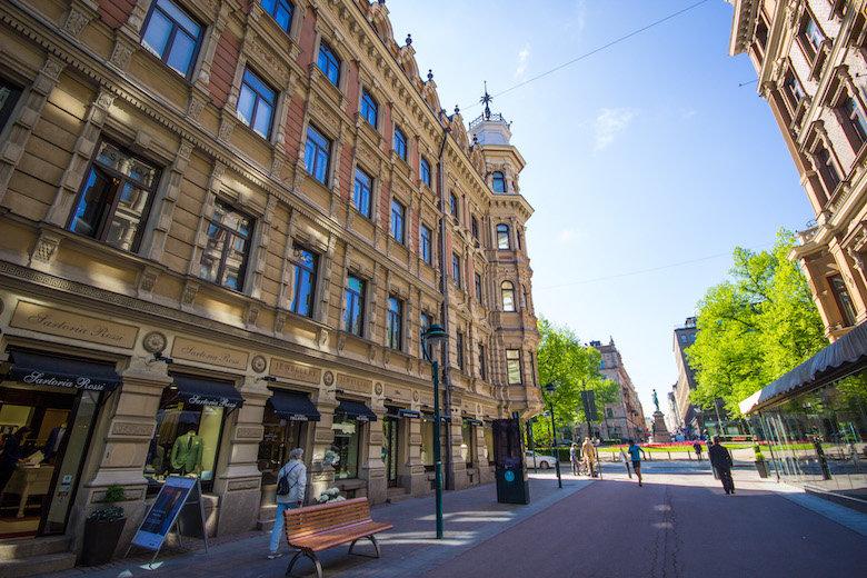 Куда съездить в Финляндии летом