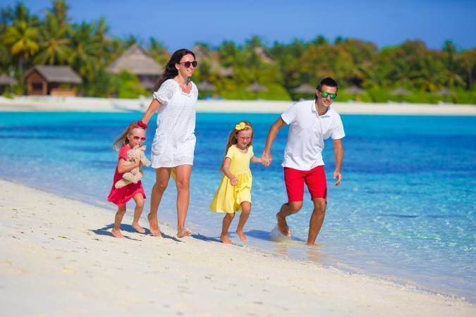 Семейный отдых в Таиланде