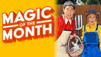 Back to School Tricks   MAGIC OF THE MONTH - September 2020 видео