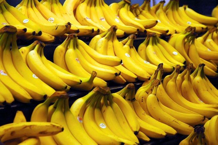 бананы из Эквадора