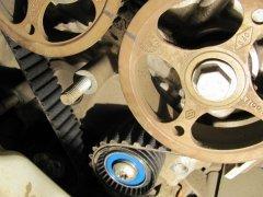 Как без разбора двигателя определить текущий износ ремня ГРМ?