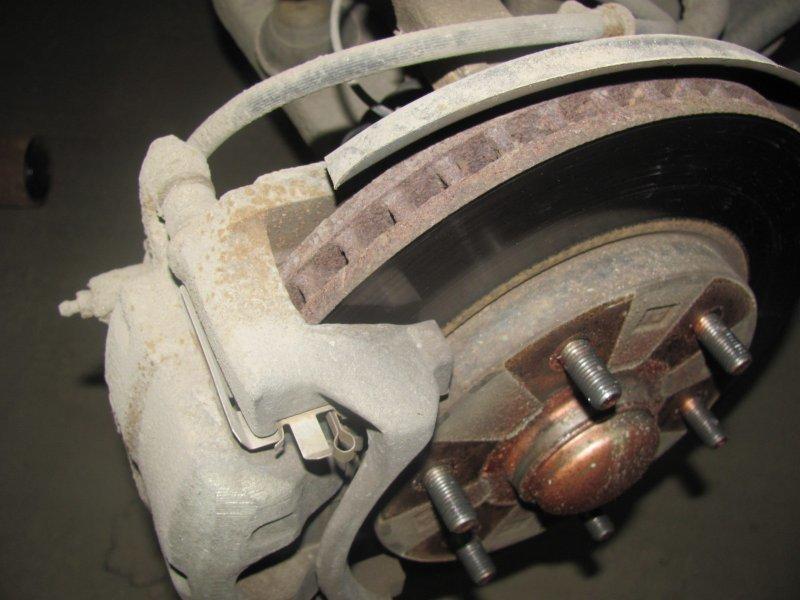 Виды тормозных дисков по исполнению