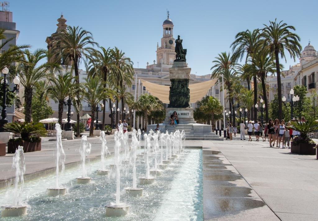 Юг Испании города