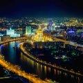 Где в Москве погулять ночью: обзор интересных и романтичных мест, достопримечательности, фото