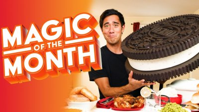 Food Tricks | MAGIC OF THE MONTH - November 2020 видео