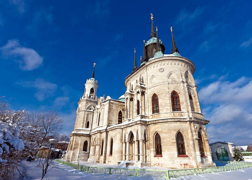 Церковь в Быково