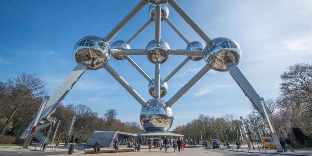 Атомиум Брюсселя
