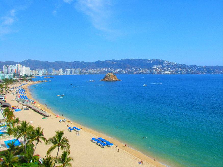 Курорты Мексики куда лучше полететь