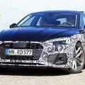 К премьере готовится обновленный Audi A5 Sportback