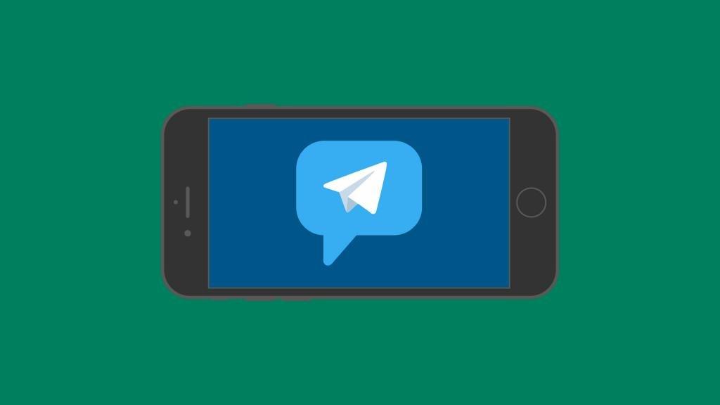 Телеграмм в смартфоне