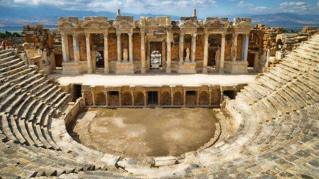 Античный театр Иераполиса