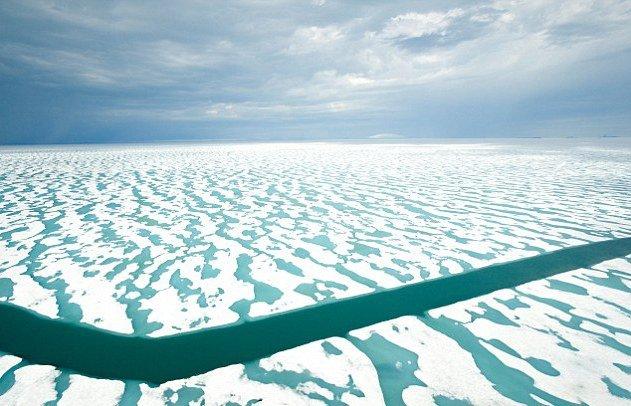 где находится белое море на карте