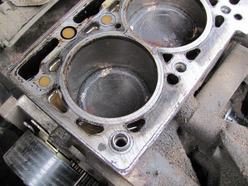Как определить критический износ двигателя?