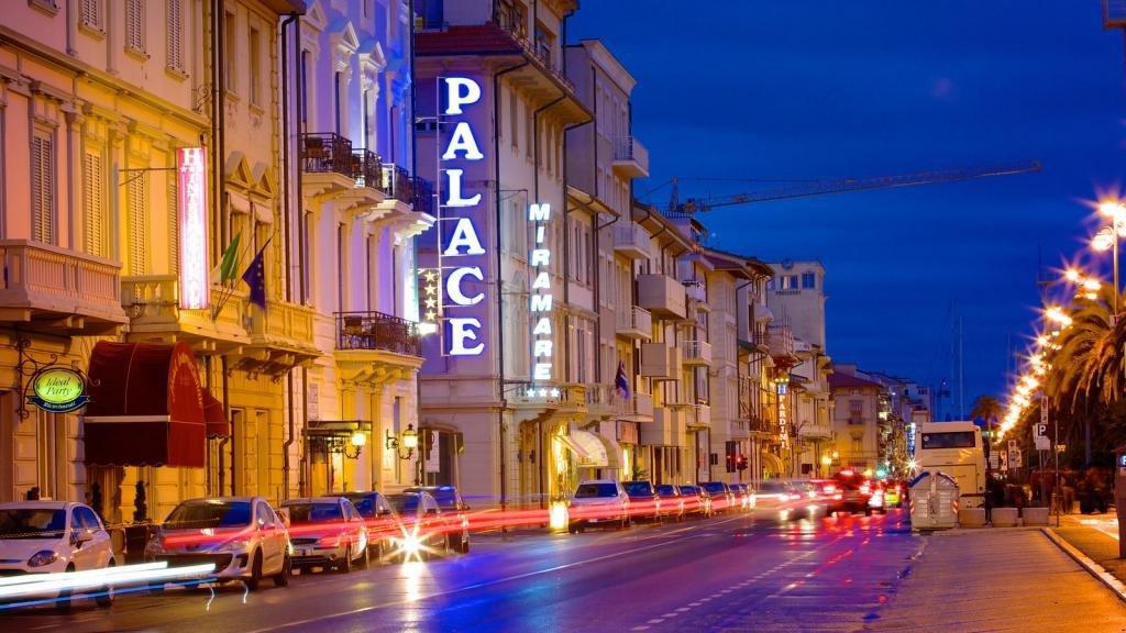 пешеходная улица виареджио