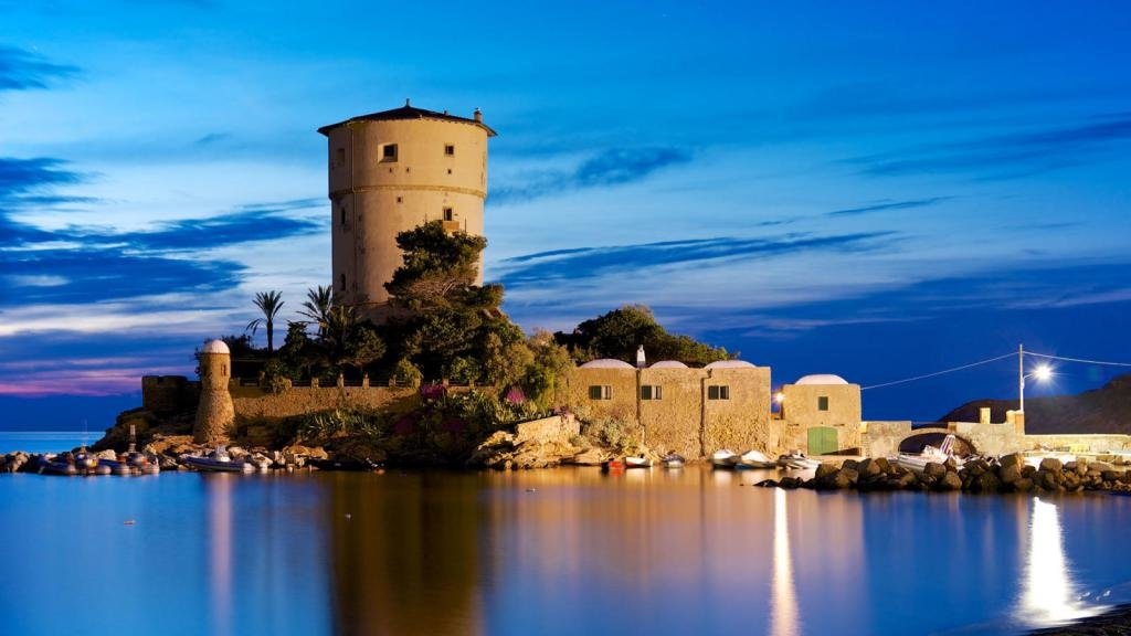тосканское побережье