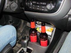 Позволяется ли пассажирам автомобиля употреблять пиво?