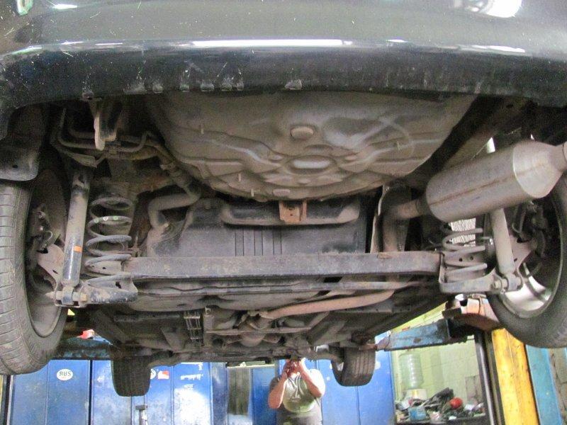 Как самостоятельно проверить подвеску автомобиля?