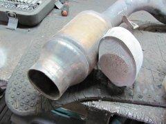 Как определить на автомобиле забившийся катализатор?