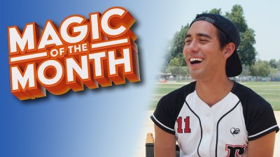 Zach King Reacts to your Sports Tricks | MAGIC OF THE MONTH - July 2021 видео