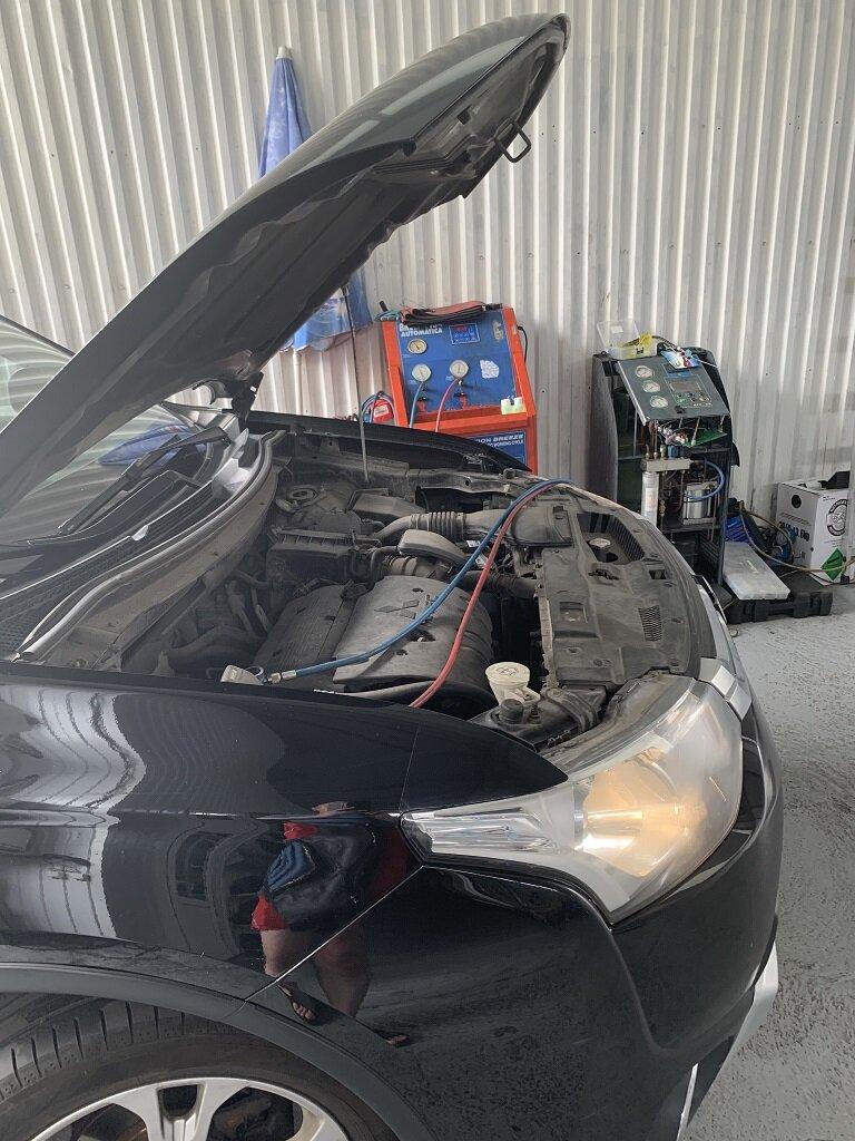 Самостоятельная проверка автомобильного кондиционера