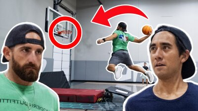 Trick Shot Illusions with Dude Perfect видео