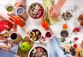 Что полезно есть на завтрак: