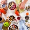 """Что полезно есть на завтрак: """"здоровые"""" рецепты"""