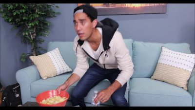 Do NOT Sit on This Couch - Zach King Magic видео