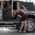 Mercedes Maybach G650 Landaulet: тест-драйв самого крутого «Гелика» на планете