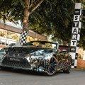 Lexus LC Convertible готов к серийному производству