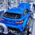 С конвейера сошел первый переднеприводный BMW 1-й серии