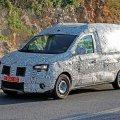 Новый Renault Dokker проходит испытания