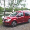 Тест-драйв Volkswagen Caddy: немецкий гастарбайтер в России