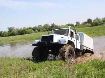 «Газоны», которые порвут Mercedes-Benz Unimog и любой натовский грузовик