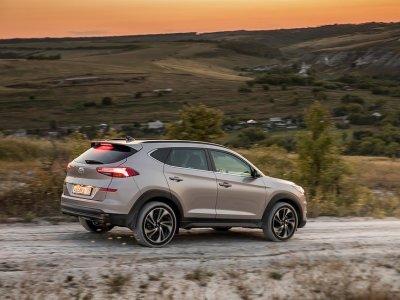 Hyundai Tucson получил новый силовой агрегат