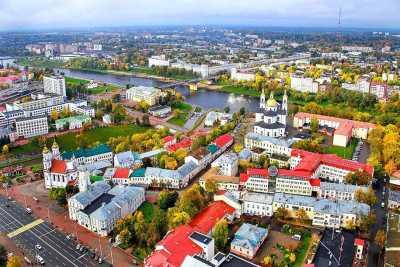 Витебск: прошлое настоящее будущее