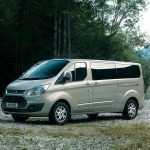 Тест-драйв Ford Tourneo Custom: мечта хозяина