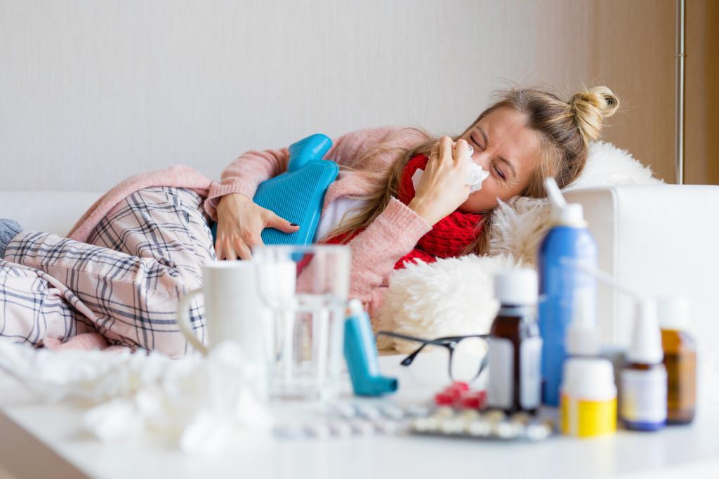 Когда нужно пить антибиотики