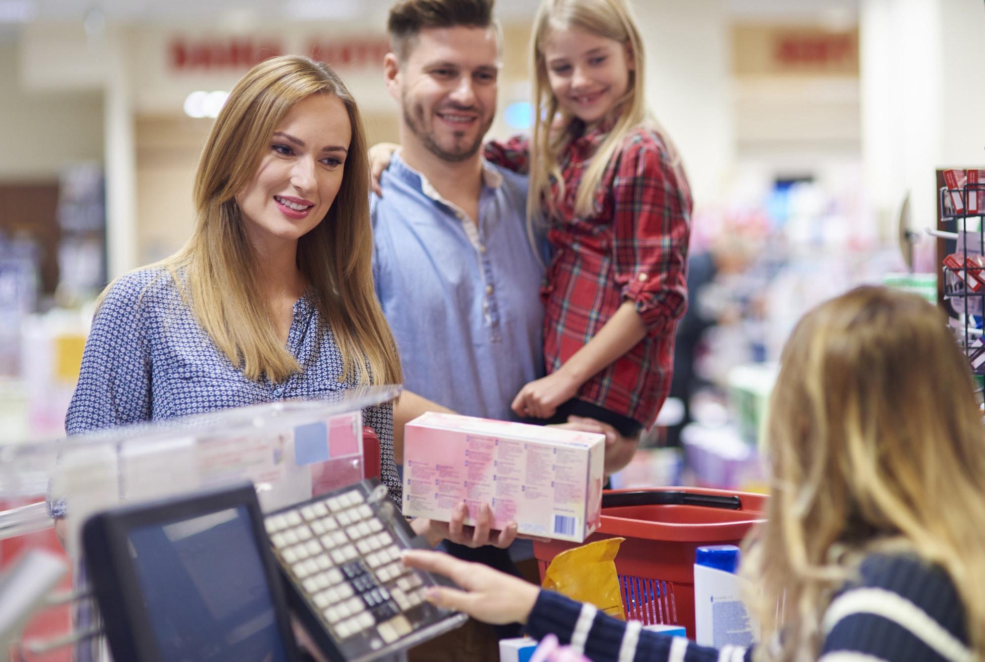 Как экономить деньги семье с детьми?