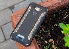 Обзор Ginzzu RS9602: неубиваемый «броненосец» с NFC и ёмкой батареей